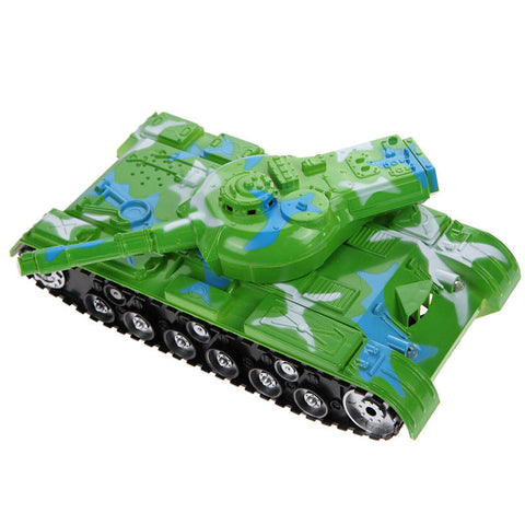 Hot Kids Baby Toy RC Fighting Battle Tanks Kids Toys Remote Control Battling Tank Toys Baby Toys Gift Color at random
