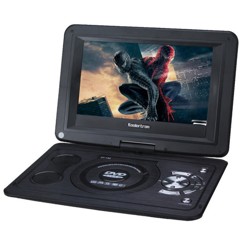 Koolertron 10.2'' Multifunction Portable Home  DVD Player TV Support USB Port,SD Card Play - Best Buy Affordable