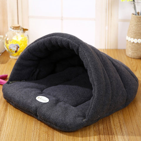 Winter Warm Slippers Style Dog Bed Pet Dog House Lovely Soft Suitable Cat Dog Bed House for Pets Cushion High Quality Products - Best Buy Affordable