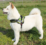 Good Quality Big Large Dog Harness Camouflage Red Black Color Pet Dog Collar Durable Strong Pet Products - Best Buy Affordable