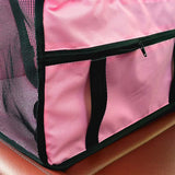 Pet Carrier Dog Car Seat Pad Safe Carry House Cat Puppy Bag Car Travel Accessories Waterproof Dog Bag - Best Buy Affordable