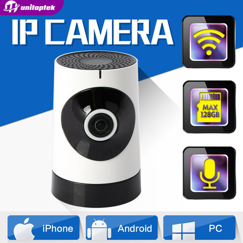 1.0MP Mini 720P Wifi IP Camera Wireless Baby Monitor CCTV Smart Camera - Best Buy Affordable
