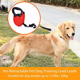 8m Extendable Retractable Dog Training Lead Leash Dog Harness - Best Buy Affordable