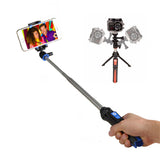 Handheld mini Tripod 3 in 1 Self-portrait Monopod Phone Selfie Stick