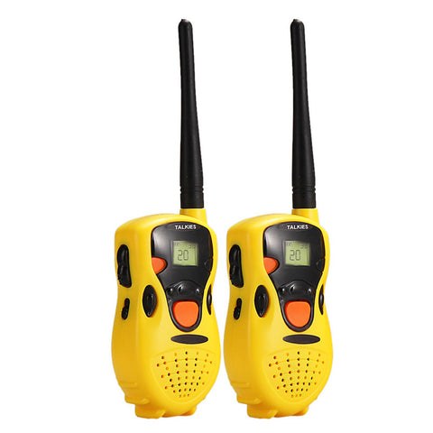 Baby Handheld Walkie Talkies Toys Kids Educational Games Children's gifts Yellow Brand - Best Buy Affordable