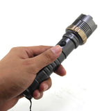 3800LM CREE XM-L T6 5 modes LED Tactical Flashlight Waterproof Lamp Hunting Camping - Best Buy Affordable