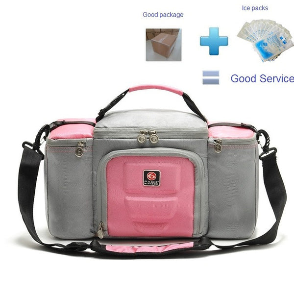 Super Large Size 30L Thermal Bag Genuine Famous Brand Car Lunch Cooler Bag Refrigerator - Best Buy Affordable