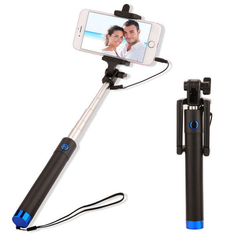 Extendable Selfie Stick Monopod Tripod For Iphone Samsung Android Selfies Self-Pole - Best Buy Affordable