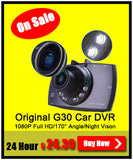 Original Novatek 96220 GS8000L Car DVR Vehicle Car Camera Full HD 1080P Video Recorder Dash Cam G-sensor - Best Buy Affordable