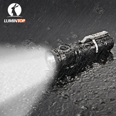 LUMINTOP SDMINI Rechargeable Tactical Flashlight