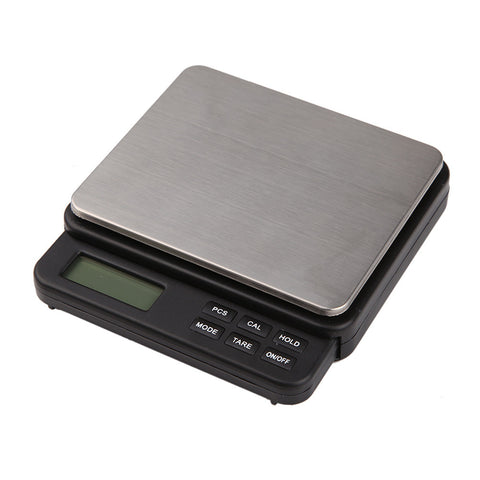 High Precision Electronic LCD Display Scale Mini Jewelry Pocket Digital Scale 1000g*0.01g Weighing Scale Balance g/oz/ct/dwt - Best Buy Affordable