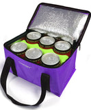 Portable lunch Cost-effective bag thicker several colors Tin foil Thermal bag Car cooler box cooler bag - Best Buy Affordable