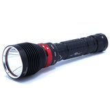 Brand New DX1 CREE XM-L XML XM-L2 15W 2000LM Aluminum Alloy Waterproof LED Diving Flashlight Underwater Lamp Torch Flash Light