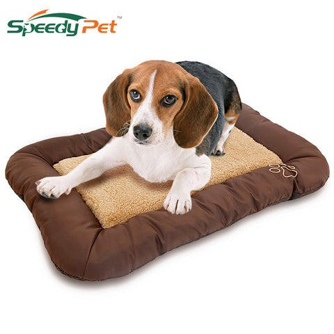 Dog House Beds Cushion Pets Soft House  Pet Cats Mats Beds Warm thick Pet Products - Best Buy Affordable