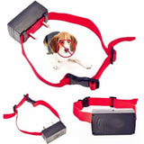 Top Quality!!! 2016 HOT Automatic Voice Activated No-Barking Control Anti Bark Dog Training Shock Control Collar Dogs