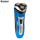 Electric Shaver Smart 3D Triple Floating Blade Rechargeable Shaving