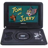 New Koolertron 10.2'' TFT LED Screen Home Portable DVD Player With Card Reader&USB Port Support