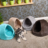 Removable Warm Pet Dog Bed Cotton Cat Bed Pet Cat Cave House Lovely Soft Cat Bed Cave Solid Warm Pet - Best Buy Affordable