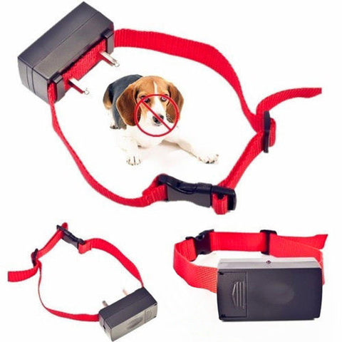 Top Quality!!! 2016 HOT Automatic Voice Activated No-Barking Control Anti Bark Dog Training Shock Control Collar Dogs - Best Buy Affordable