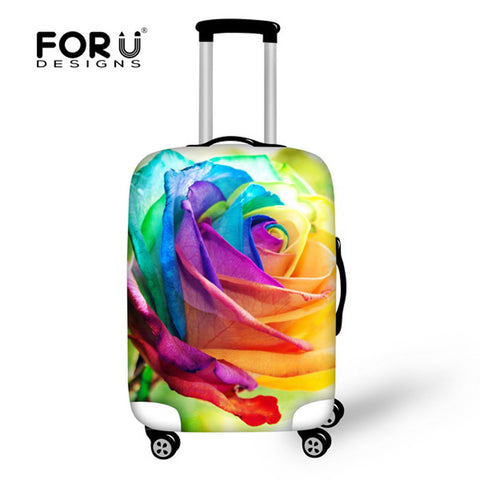 Brand Elastic Waterproof Protective Luggage Cover For Travel 18-30 inch Trolley Suitcase Dust Rain - Best Buy Affordable