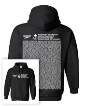 Swim Canada Westerns 2018 Hooded Sweatshirt With Names on Back