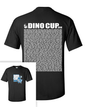 Dino Cup 2018 Short Sleeve T-Shirt With Names On Back