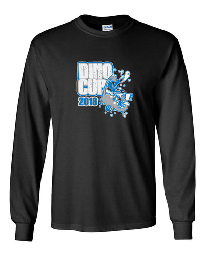 Dino Cup 2018 Long Sleeve T-Shirt