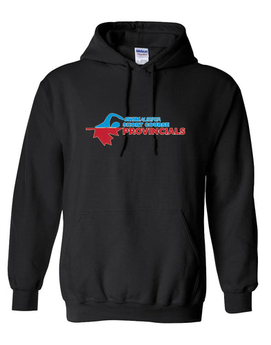 2020 Alberta Short Course Provincial Championships Hooded Sweatshirt