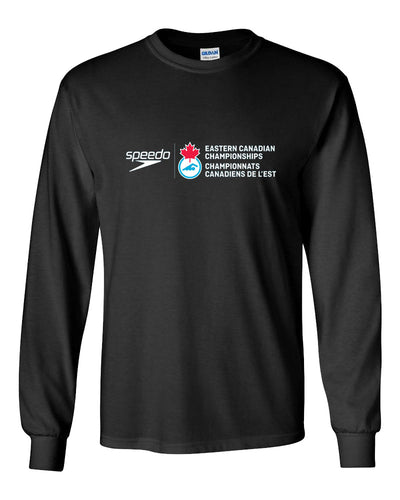 Swim Canada Easterns 2018 Long Sleeve T-Shirt