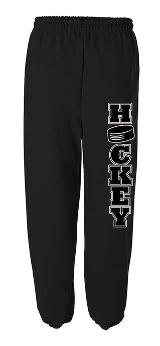 Hockey With Puck Sweatpants