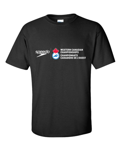 Swim Canada Westerns 2018 Short Sleeve T-Shirt