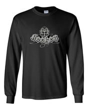 Hockey With Goalie Mask Long Sleeve T-Shirt