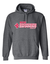 Masters Synchronized Swimming 2019 Hooded Sweatshirt