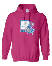 Dino Cup 2018 Hooded Sweatshirt