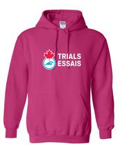 2018 Canadian Swimming Trials Hooded Sweatshirt