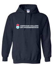 2020 Swim Canada Swim Again Challenge Hooded Sweatshirt