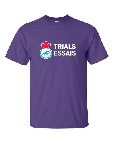 2018 Canadian Swimming Trials Short Sleeve T-Shirt