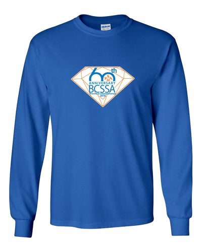 2018 BCSSA Provincial Championships Long Sleeve T-Shirt