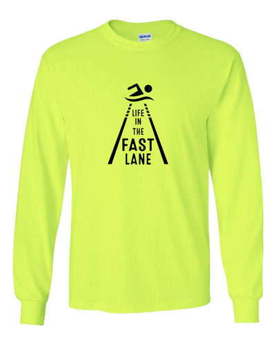 Life in The Fast Lane Long Sleeve T-Shirt