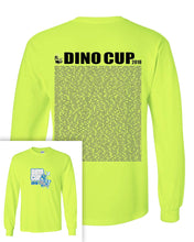 Dino Cup 2018 Long Sleeve T-Shirt With Names on Back