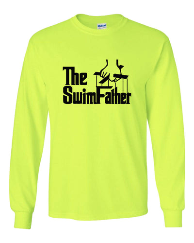 The SwimFather Long Sleeve T-Shirt