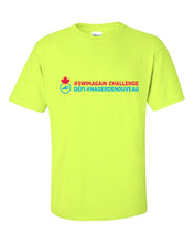 2020 Swim Canada Swim Again Challenge T-Shirt With Back