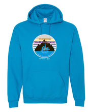 BC Summer Swimming Provincials 2019 Hooded Sweatshirt