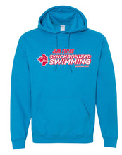 Jean Peters Synchronized Swimming 2019 Hooded Sweatshirt