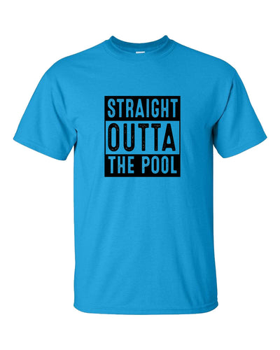 Straight Outta The Pool Short Sleeve T-Shirt