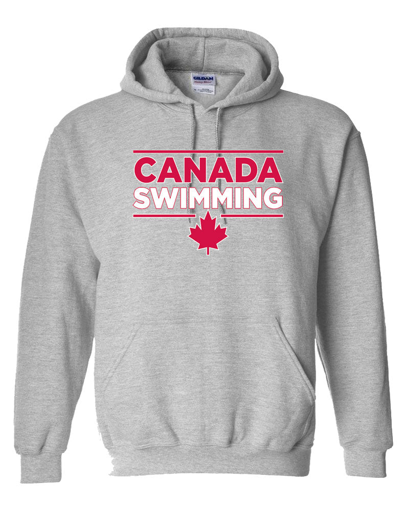 Special Edition Canada Swimming Hooded Sweatshirt