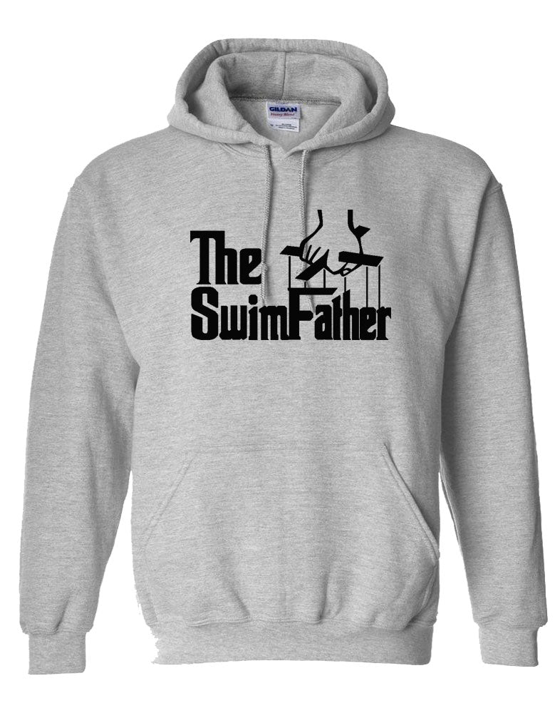 The SwimFather Hooded Sweatshirt