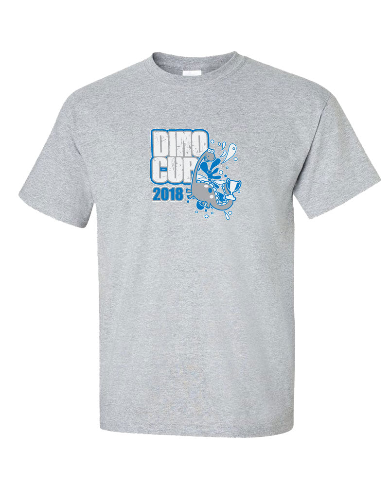 Dino Cup 2018 Short Sleeve T-Shirt
