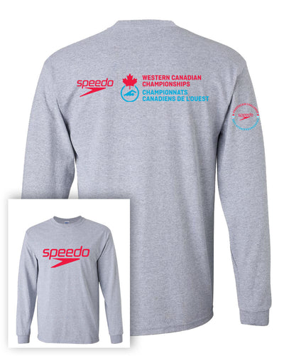 Speedo Western Canadian Championships 2021 Long Sleeve