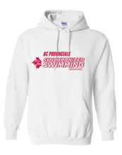 BC Provincials Synchronized Swimming 2019 Hooded Sweatshirt